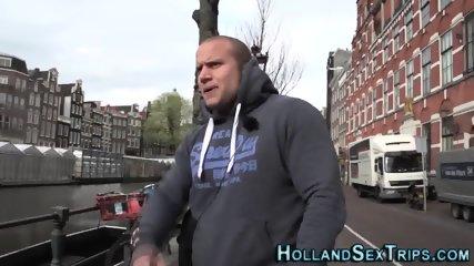 Fucked prossie spermed
