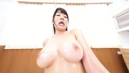 Big Tits Oil Sakura Kirishima JAV VR