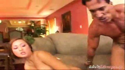 Tia Tanaka gets cum on her face - scene 5