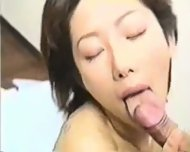 Asian babe having fun - scene 3