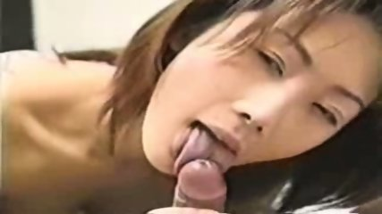 Asian babe having fun - scene 7