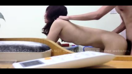 Asian Chick Pounded