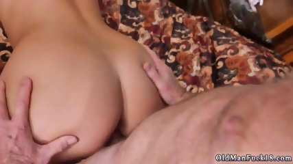 Amateur fucking step dad xxx Age ain t nothing but a number! - scene 9