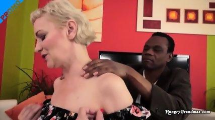 White Lady Loves Black Dicks