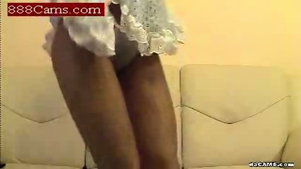 Tasty Girl Strip Dance on Webcam - scene 11