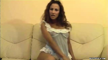 Tasty Girl Strip Dance on Webcam - scene 1