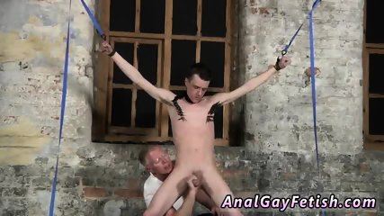 Bondage muscle bodybuilding gay With his mild pouch tugged and his bone jacked and