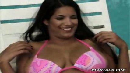 Big Rack Latina - scene 3