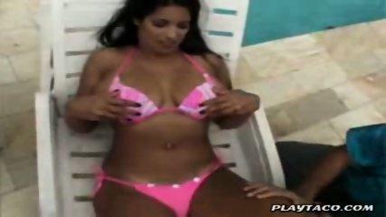 Big Rack Latina - scene 5