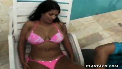 Big Rack Latina - scene 6