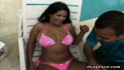 Big Rack Latina - scene 7