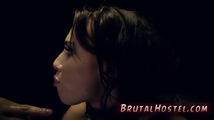 Bdsm male dom female sub and brutal rough extreme Best pals Aidra Fox and Kharlie Stone