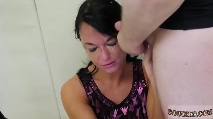 Girls get brutally punished and hand domination first time Talent Ho