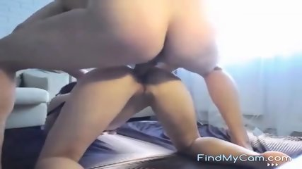 Hot Chick Fucked Anal On Webcam - scene 5