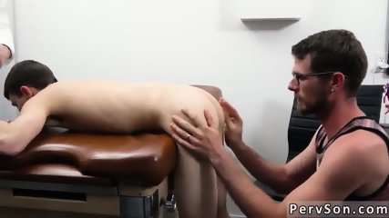 Nude boys in underwear and cute gay masturbation Doctor s Office Visit