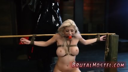 3d muscle domination and blonde brutal anal first time Big-breasted blonde cutie Cristi