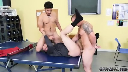 Twink gay sex boy to video CPR schlong deep-throating and nude ping pong