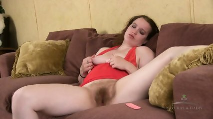 She Is Horny And Hairy