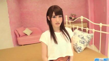 Karin Aizawa Sucks And Fucks In Full Cam Mode - scene 1