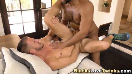 Rimmed Whitey Gets Bbc