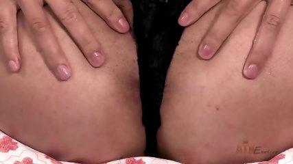 Charming Babe Rubs Vagina - scene 3