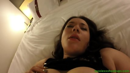 Anal Creampie For Amateur Chick - scene 3