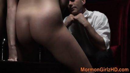 Doggystyle loving mormon