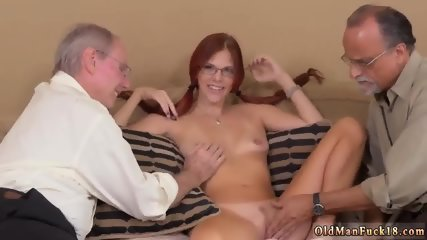 Old and young girl Frannkie And The Gang Take a Trip Down Under - scene 8