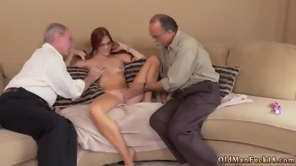 Old and young girl Frannkie And The Gang Take a Trip Down Under - scene 9