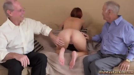 Old and young girl Frannkie And The Gang Take a Trip Down Under - scene 7