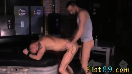 Gay fisting A pair we ve been wanting to get together for quite some time. - scene 2