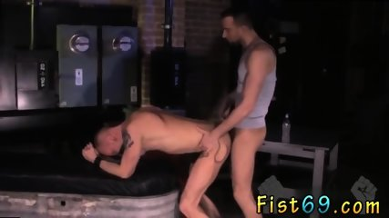 Gay fisting A pair we ve been wanting to get together for quite some time. - scene 3