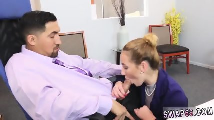 Teen big boobs and ass muscle guy xxx Bring Your chum s daughter To Work Day - scene 10