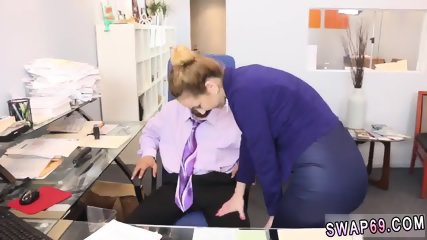 Teen big boobs and ass muscle guy xxx Bring Your chum s daughter To Work Day - scene 6