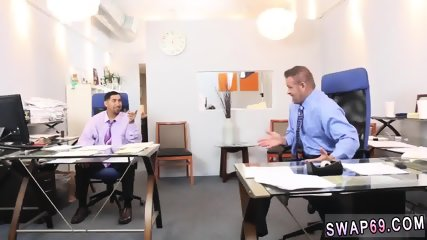 Teen big boobs and ass muscle guy xxx Bring Your chum s daughter To Work Day - scene 7