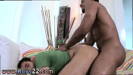 Big cock jerk off blow jobs ejaculation gay Not every one can sting there lip and take