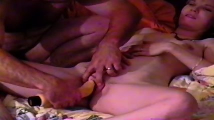 Blond having fun - scene 10