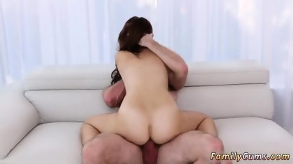 Mom brunette big boobs and extreme dick fucking first time Scary Movies With Stepbro
