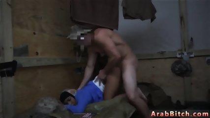 Arab school sex amateur Operation Pussy Run!