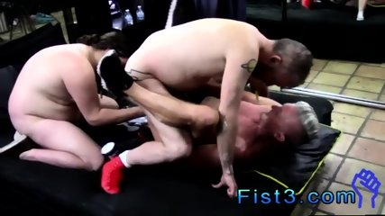 Argentine men ass and hot young jock gay Fists and More Fists for Dick Hunter