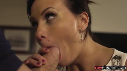 Seductive Euro Milf Gets Anally Banged