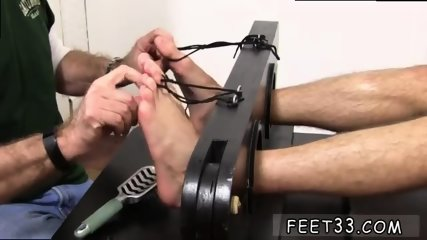 Hot gay doing sex with his legs Ticklish Dane Back For More