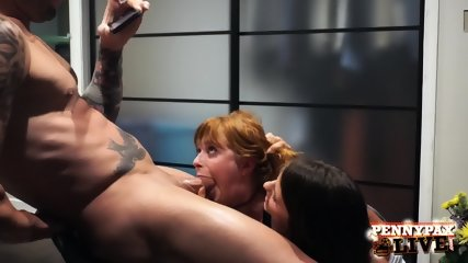 Girls Blow Dick - scene 5