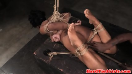 Ebony bdsm porno tichar XXX video
