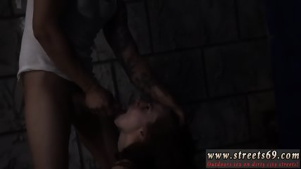 Amateur web cam couple anal and stranger cums in my wife Rough outdoor public fuckfest is - scene 12