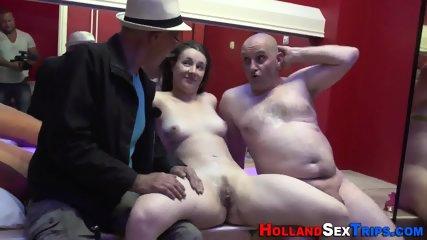 Sex worker gets fingered