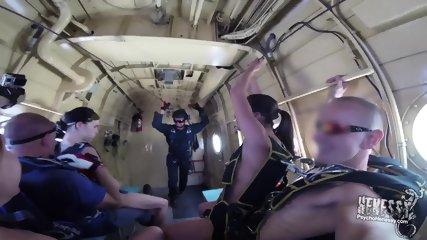 Naked Parachuting - scene 9