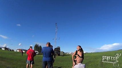 Naked Parachuting - scene 3