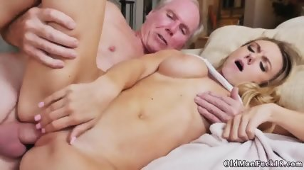 Old guy bangs young girl and sugar daddy homemade xxx Molly Earns Her Keep