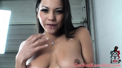 Latina Blows Dick - scene 10